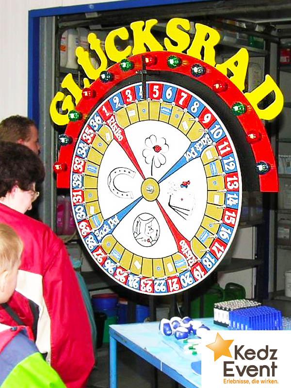 Das Glückrad ist ein bewährtes und bekanntes Gewinnspiel-Modul. Kinder und Erwachsene nutzen gerne ihre Chance am Glück zu drehen und einen Preis zu gewinnen.